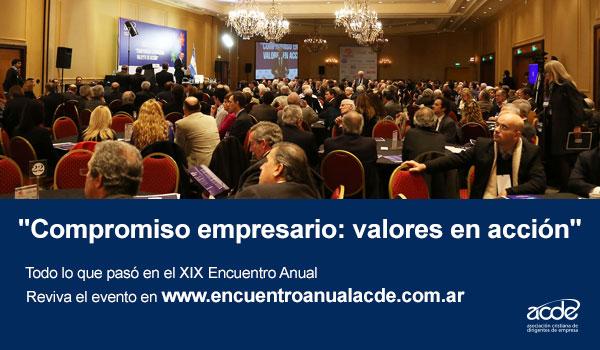 XIX Encuentro Anual de ACDE