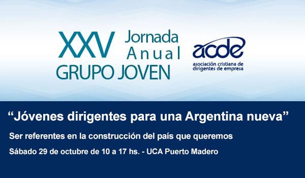 XXV Jornada Anual de Grupo Joven